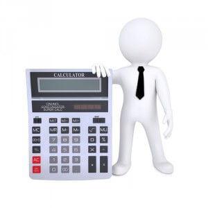 Hypotheeklasten aflossingsvrije hypotheek berekenen