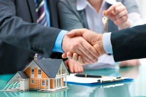 Onderhandelen bieden op een huis