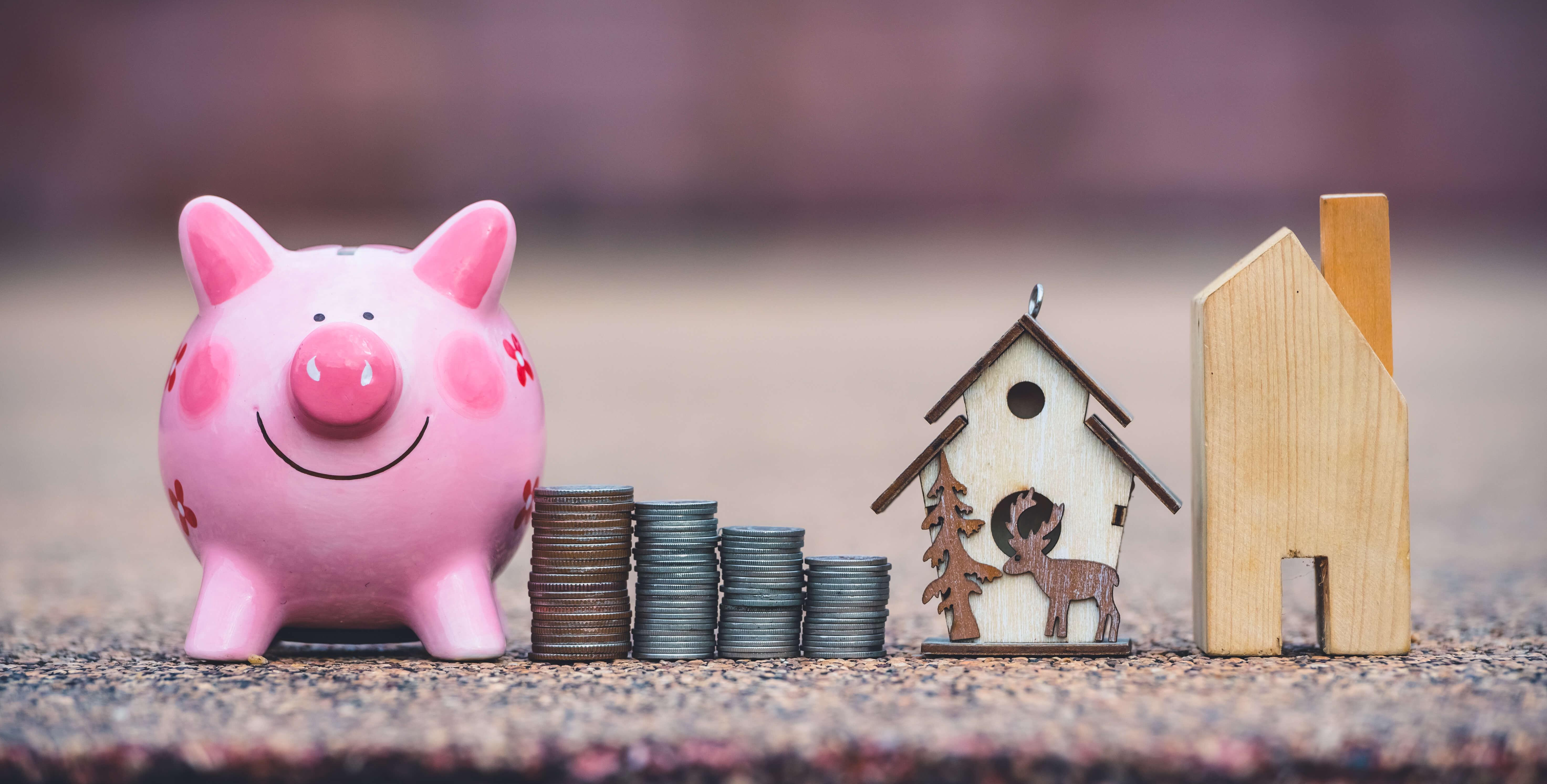 Eigen geld huis kopen zo kun je spaargeld het beste inbrengen for Hypotheek samen met ouders