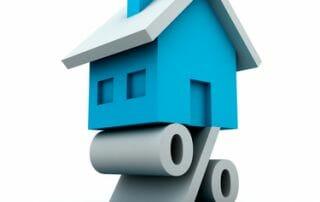 Goedkope hypotheekrente