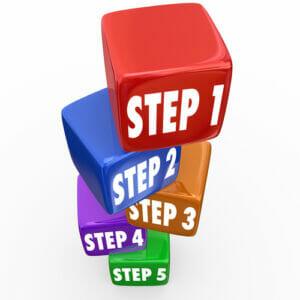 stappenplan hypotheek afsluiten