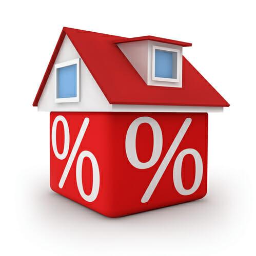 Hypotheekrente grafiek bekijk de ontwikkeling van de for Maandlasten hypotheek